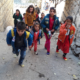 Children from the Haven Center Take a Trip to Lalish Temple