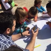 Learning and laughter for Yazidi children in Erbil